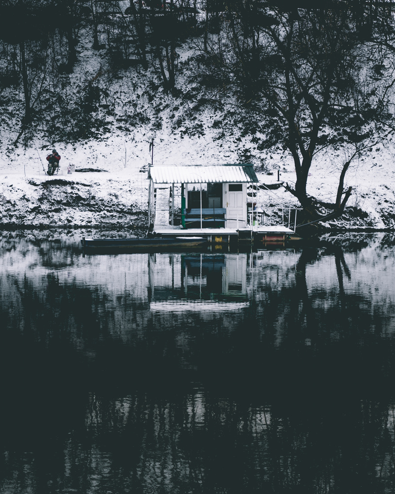 winter by Nemanja Saric