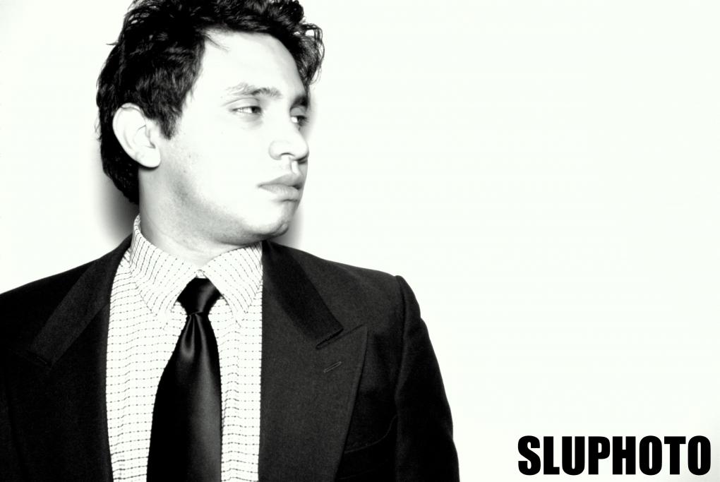 Suit and Tie by Raymond Slusarczyk