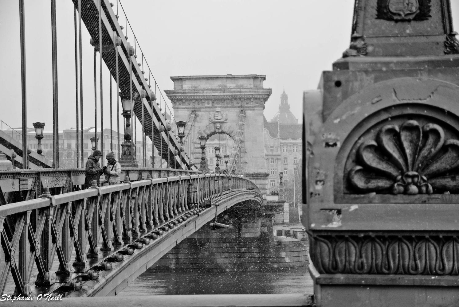 Chain Bridge by Stephanie O'Neill