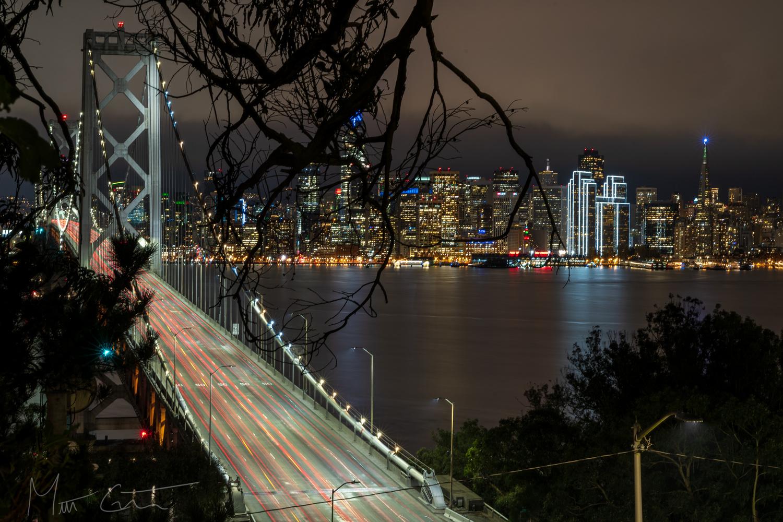 Bay Bridge by Matt Grant
