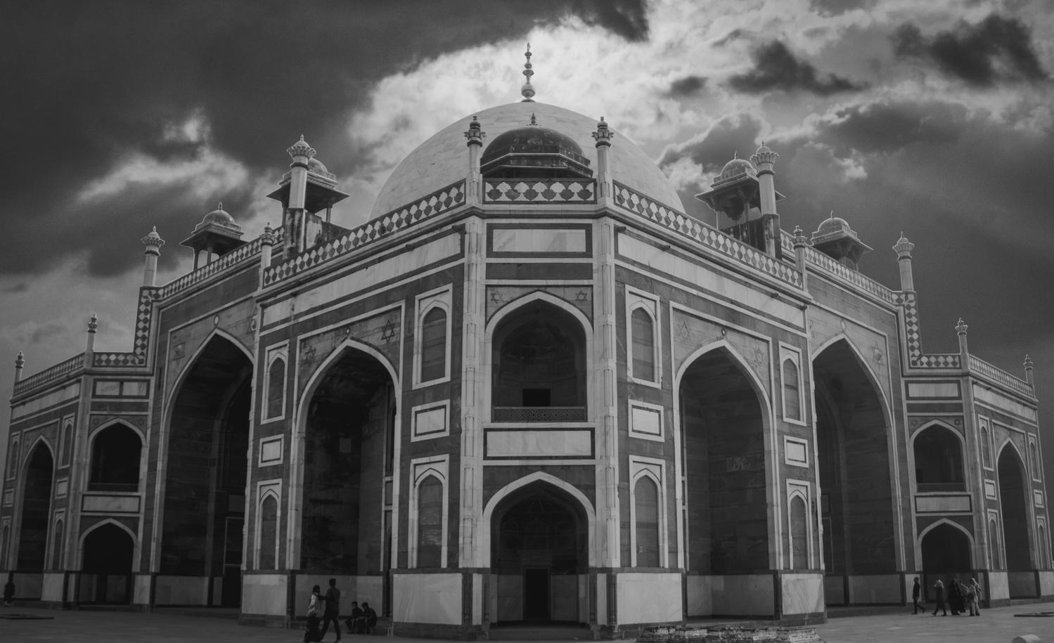 Symmetry by Chaitnya Shrivastava