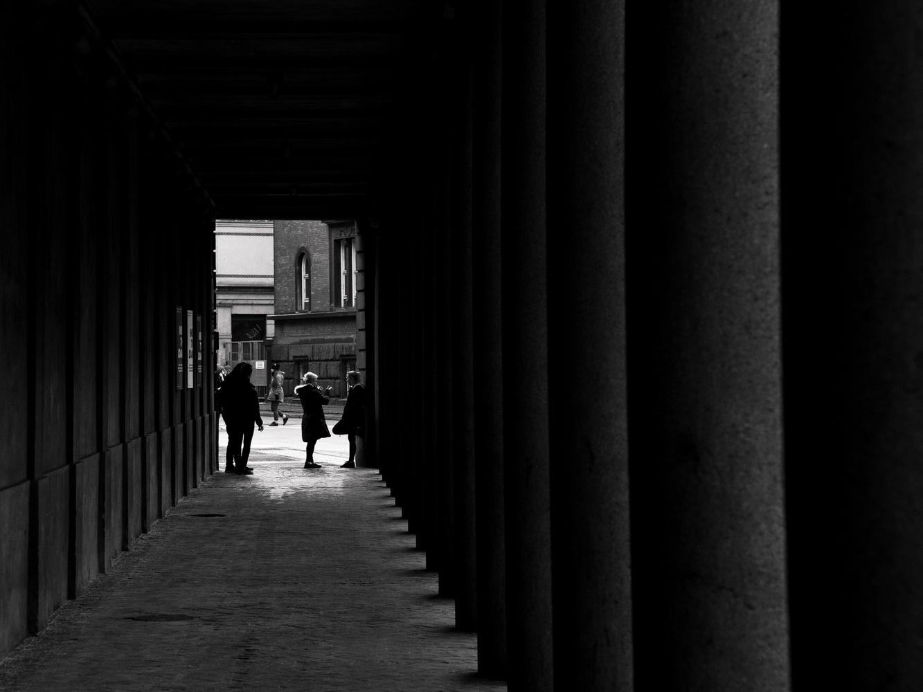 Copenhagen streets by Thomas Wragg