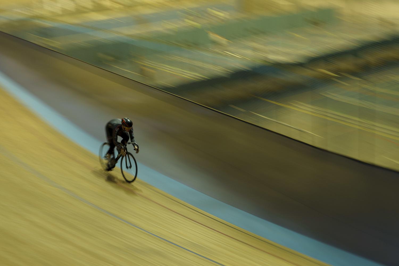 Derby velodrome by Thomas Wragg
