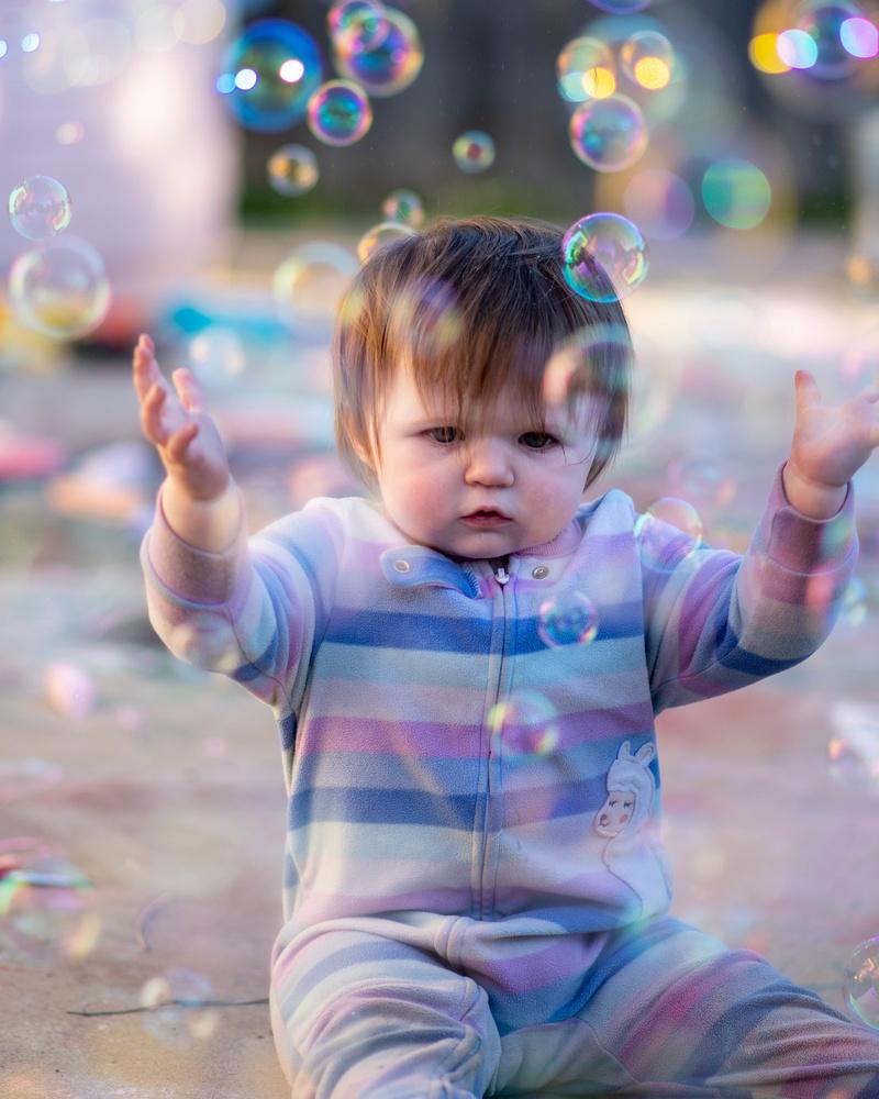 Bubbles by Jacob Pelley