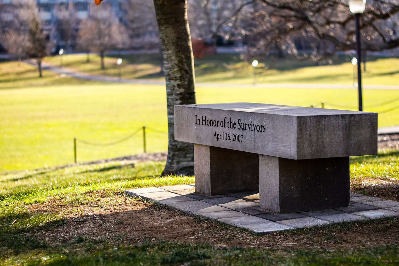 Virginia Tech Memorial by Toby Hagan