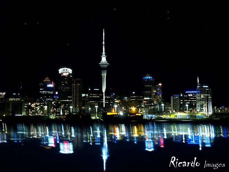 Auckland City  by Richard Steven Long