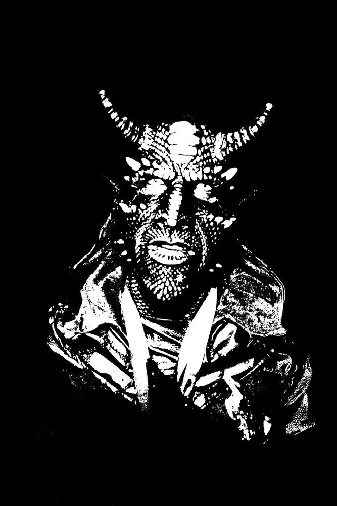 Devil by Gregory Scott