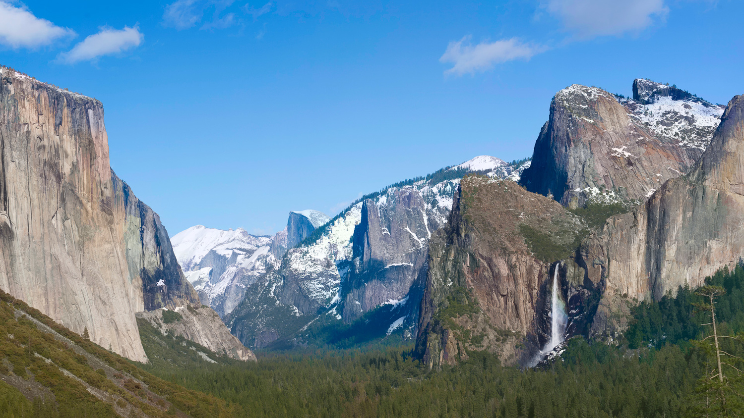 Tunnel View. Revisiting an Icon. by Gregory Scott