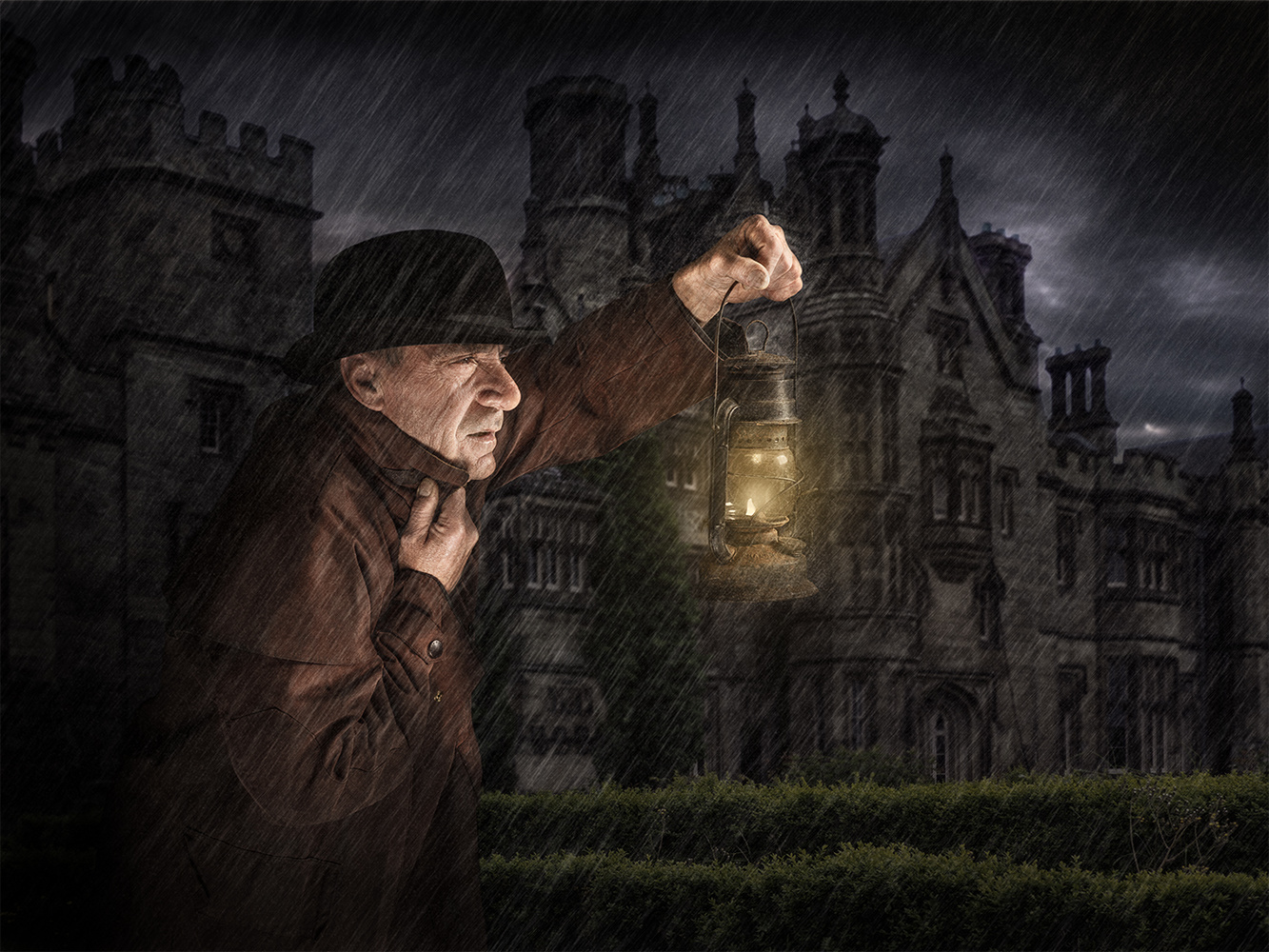 Mystery at manor house by matthew jones