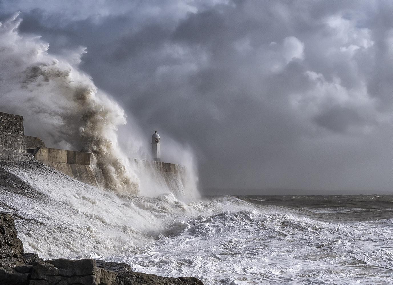 Stormfront by matthew jones