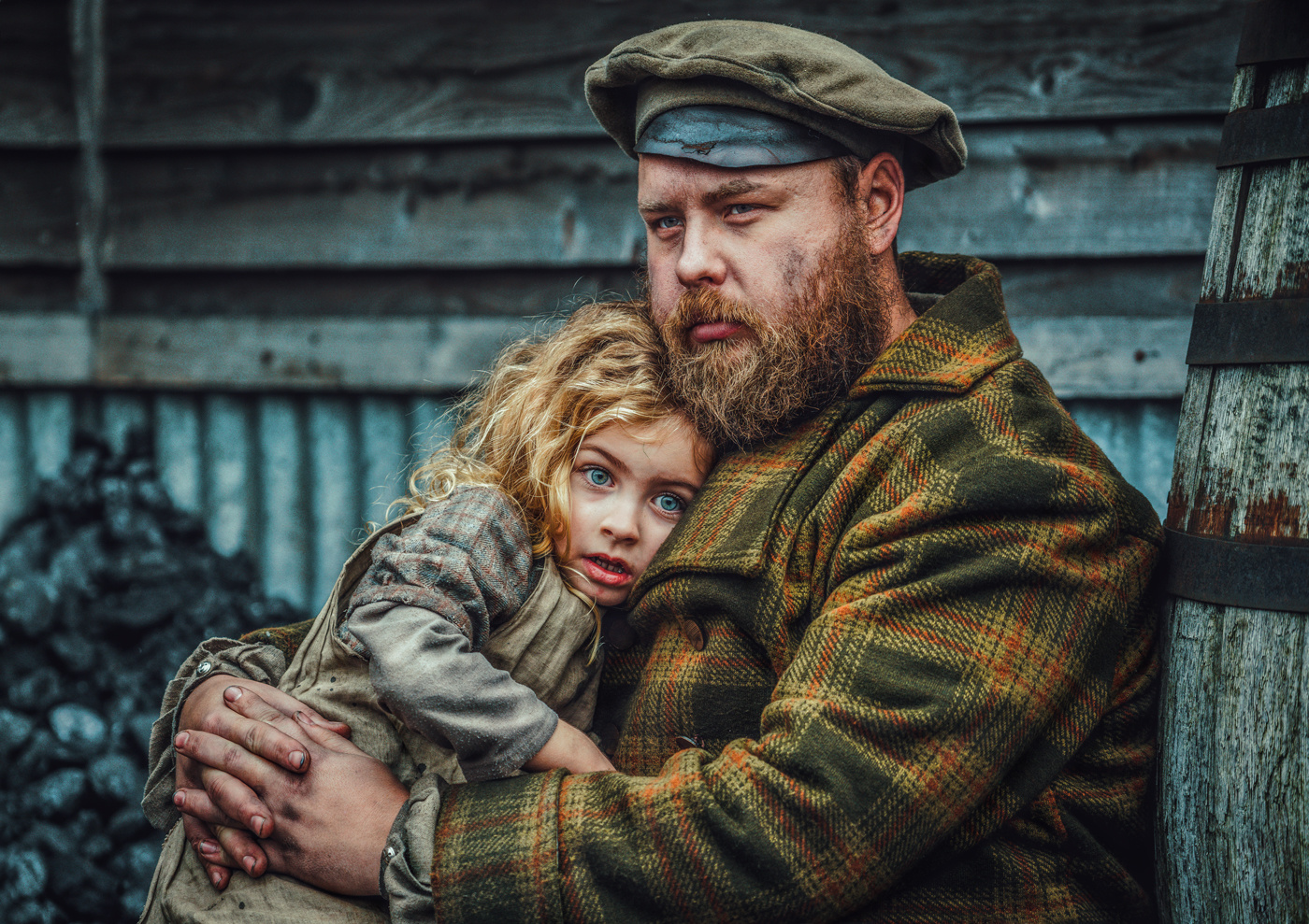 Father and Daughter by matthew jones