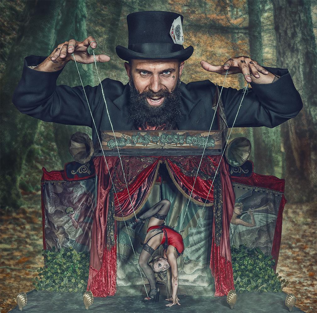 Puppet Master by matthew jones