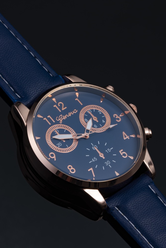 Geneva Watches by David Milton