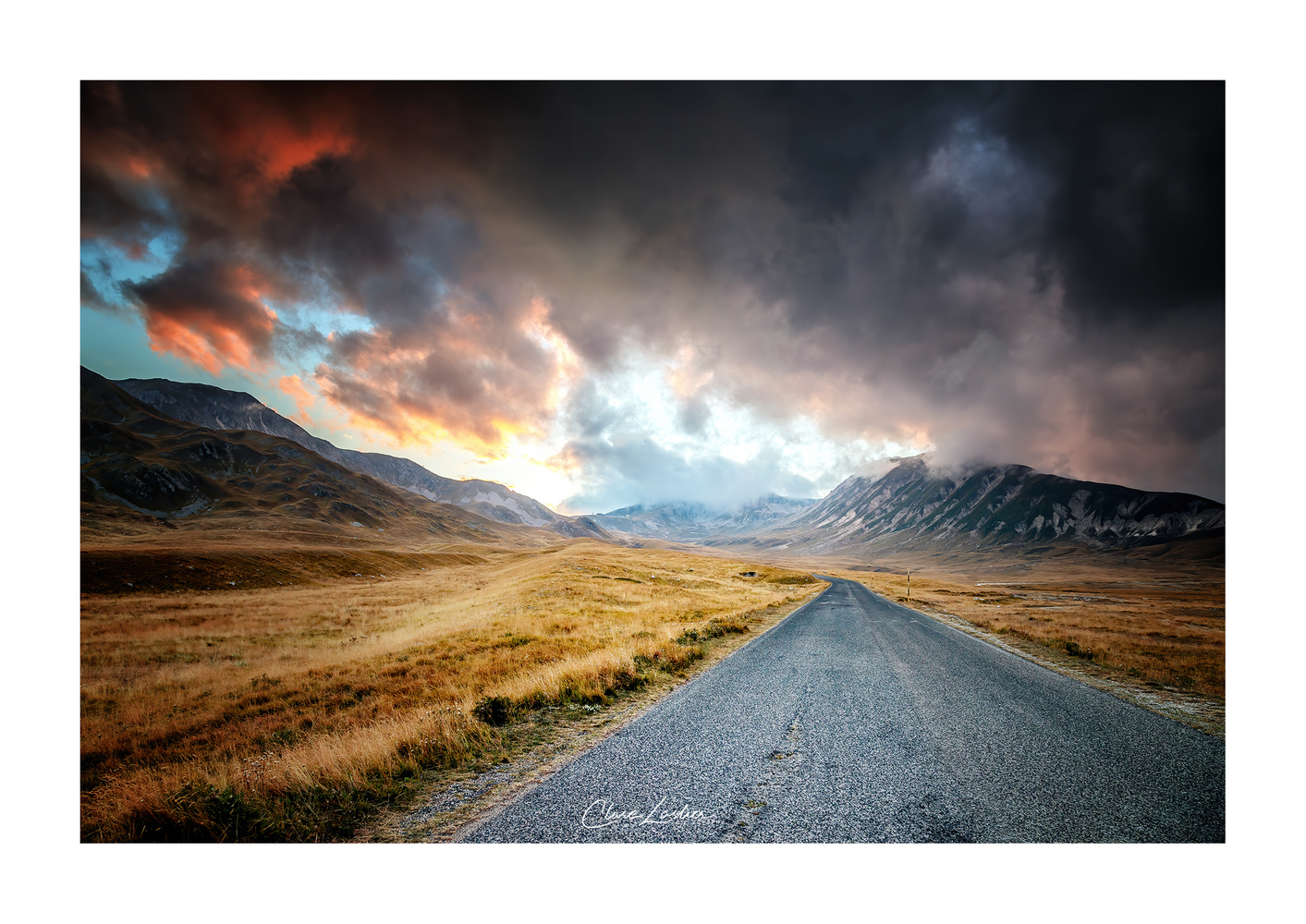 Campo Imperatore by Clare Lusher