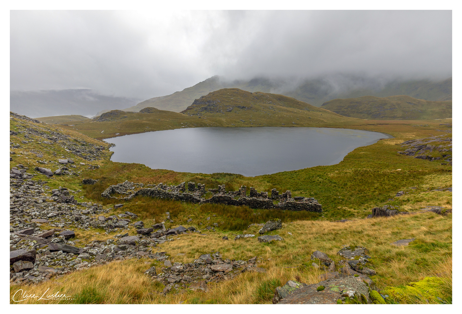 Snowdon by Clare Lusher