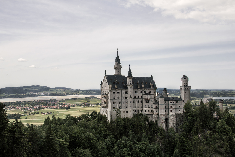 Neuschwanstein Castle by Matteo Friend