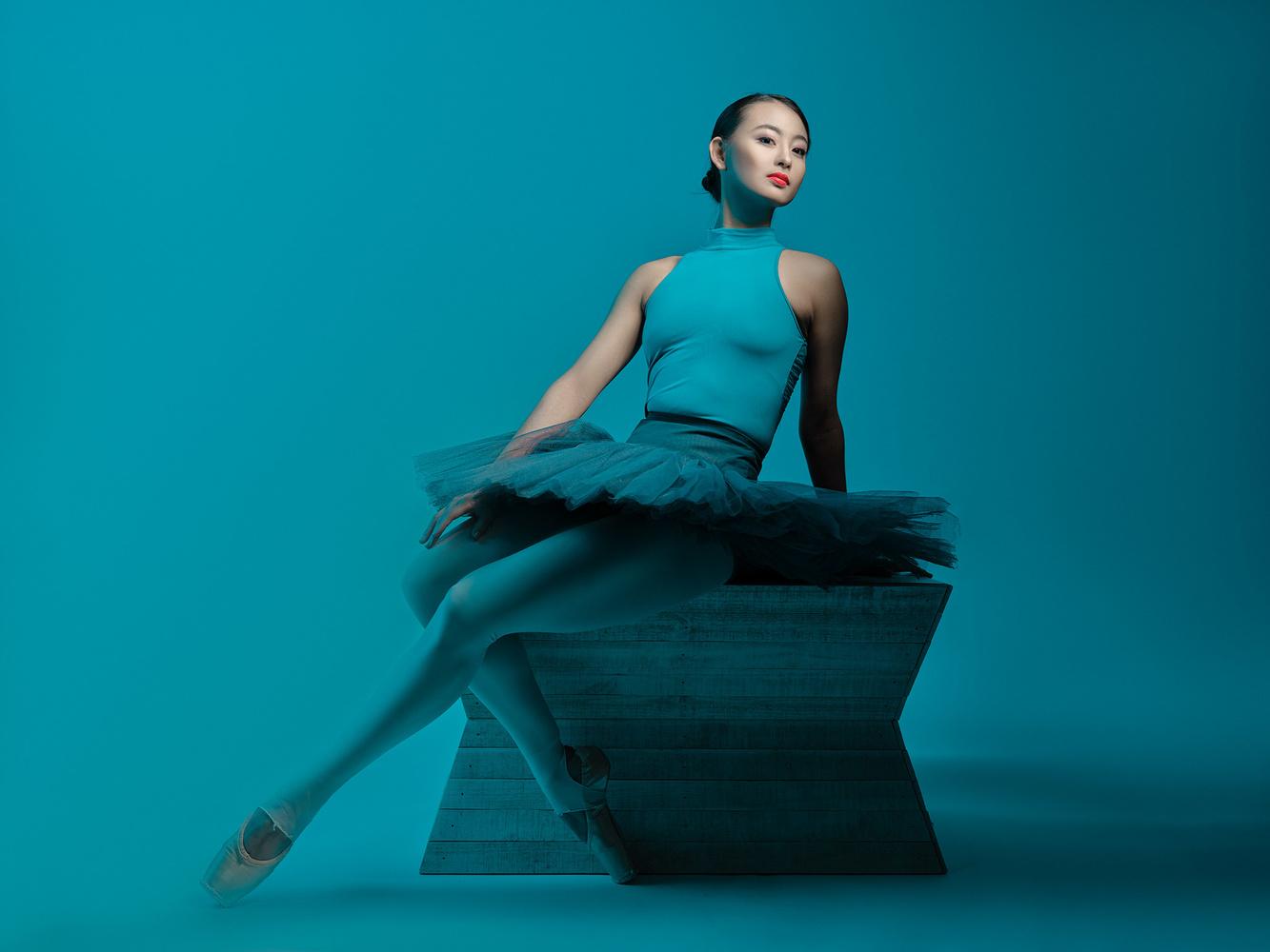Shape of a dancer by Ingmar Elm
