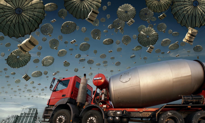 Mercedes Benz // Rainer Stratmann // BBDO Istanbul // Mainworks by Mainworks DE