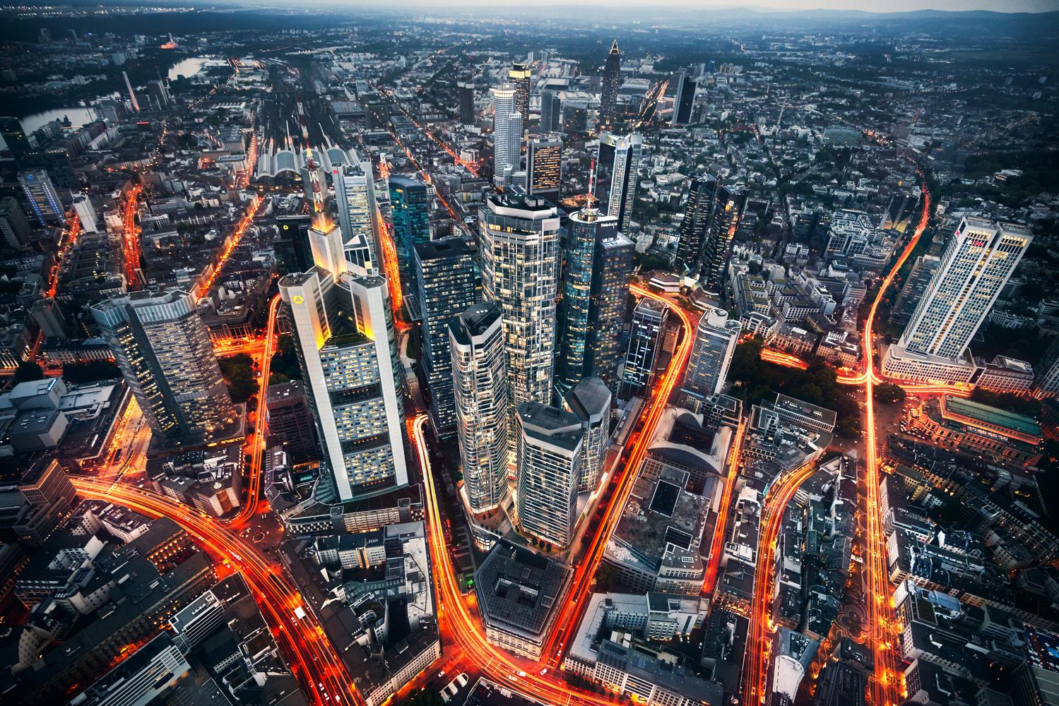 FOUR Frankfurt // Mainworks by Mainworks DE