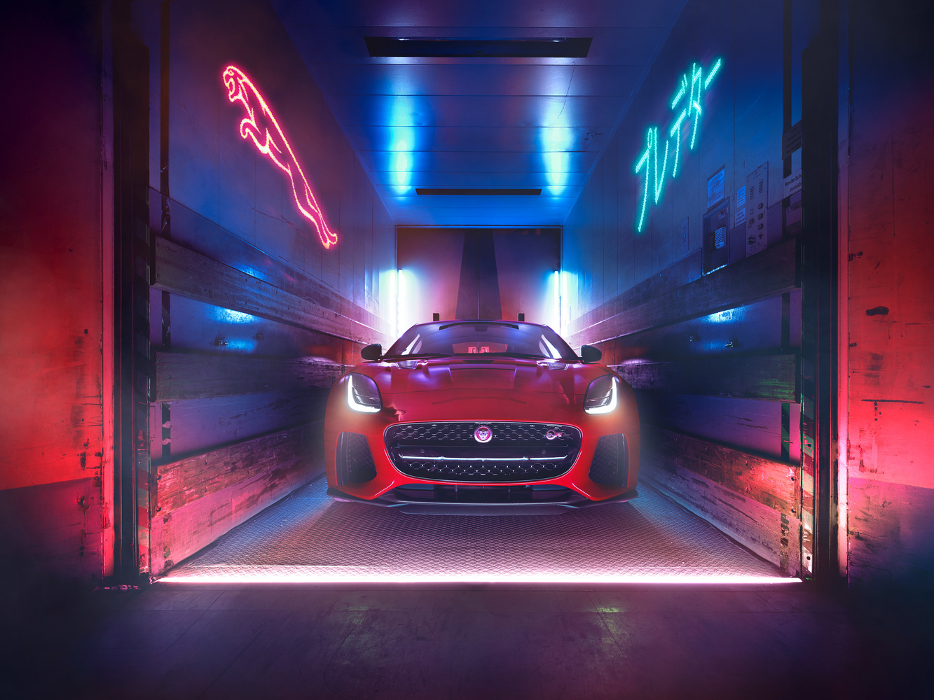 Jaguar F-Type by Mainworks DE