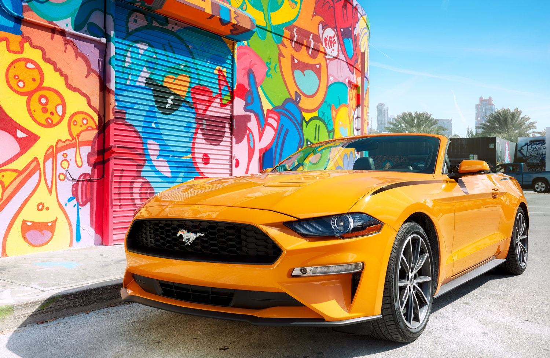 Ford Mustang - Feels likes summer by Mainworks DE