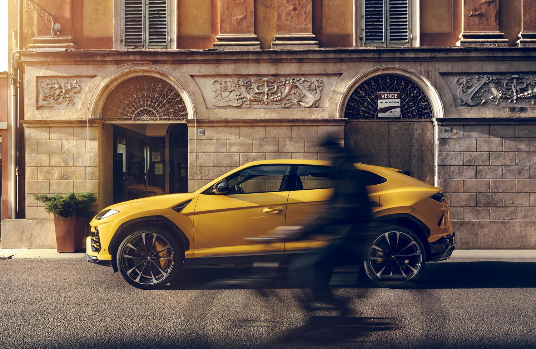 Lamborghini Urus by Mainworks DE
