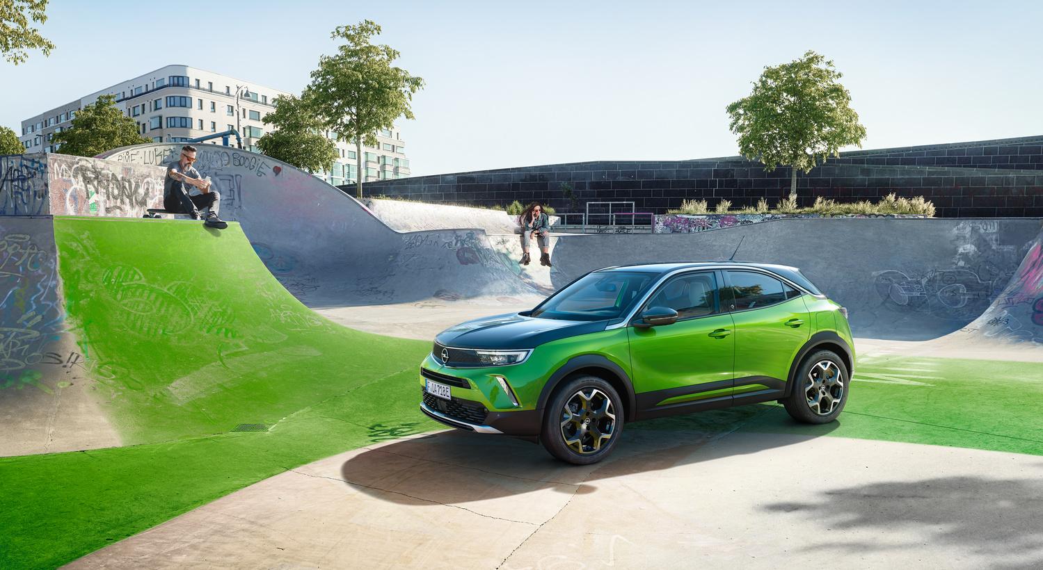 Meet the brand new face of Opel Design.  by Mainworks DE