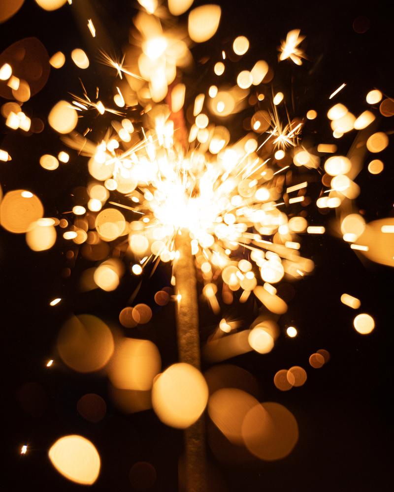 The Sparkler by Ryan Reynolds
