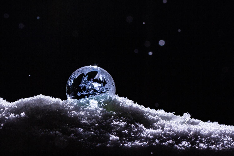 Frozen In Time by Brad MacMillan
