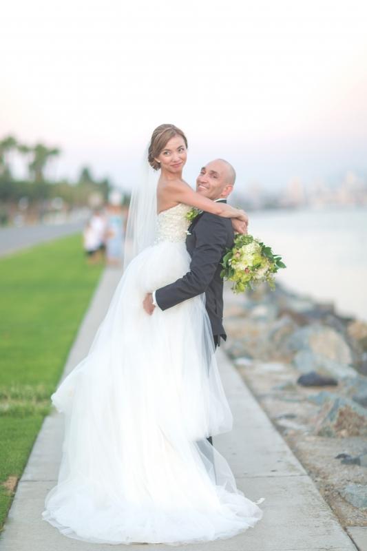 San Diego Wedding by Stephen Clint Gellekanao