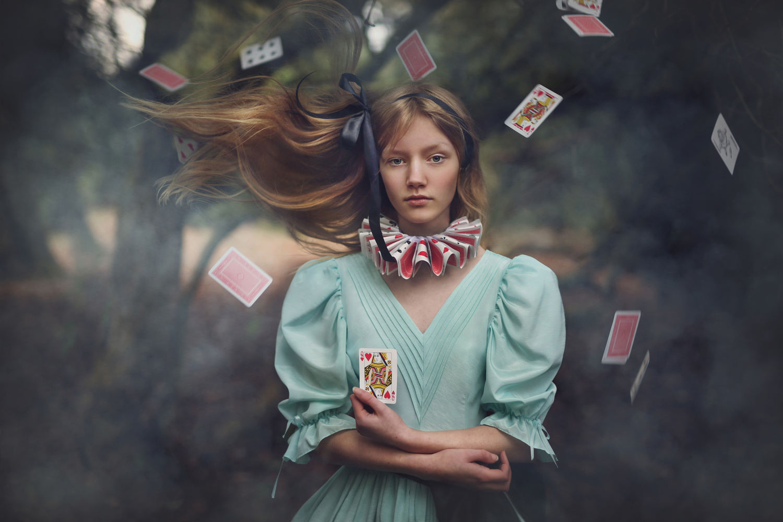 Alice in Wonderland by Magdalena Kolakowska