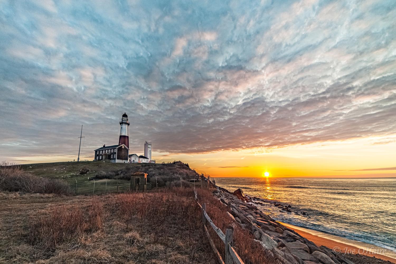 Montauk Lighthouse by Joe OHaire
