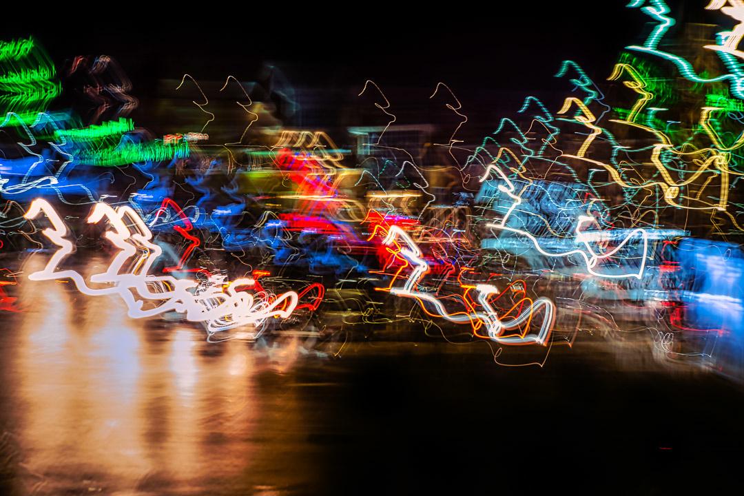 City Bustle by Matt Neder