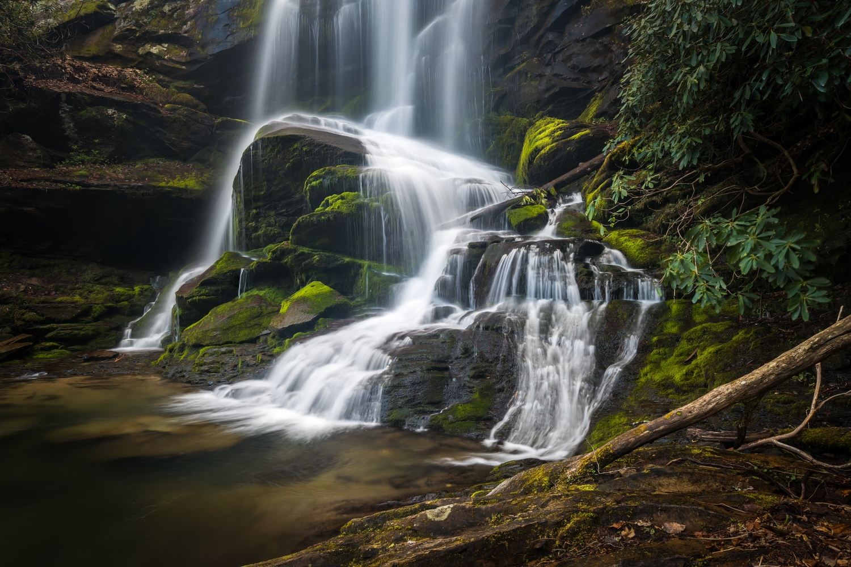 Catawba Falls by Tyler Sorensen