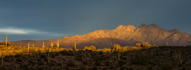 Four Peaks Wilderness by Tyler Sorensen
