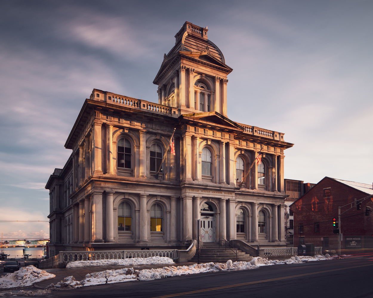 Custom House Portland by Patrick Higgins