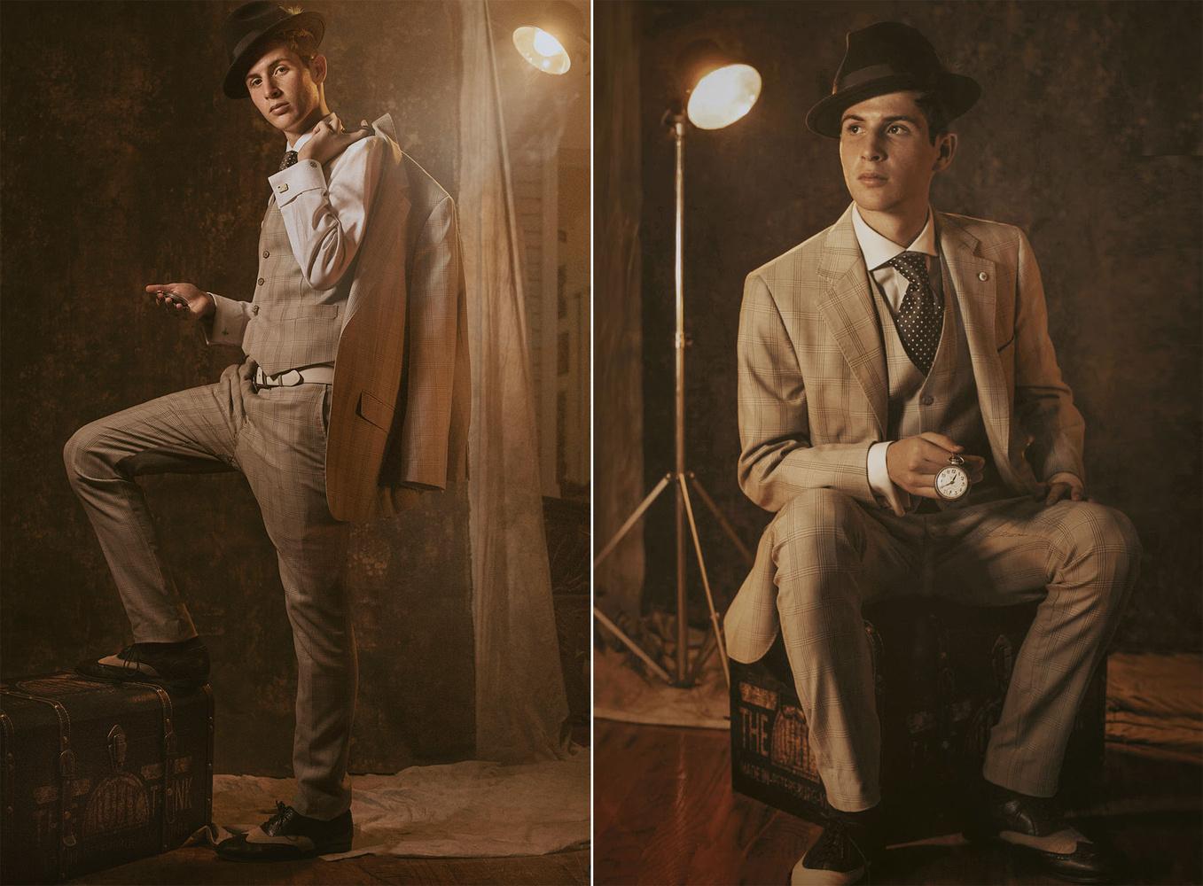 Stuck In The 1940s by Eli Dreyfuss