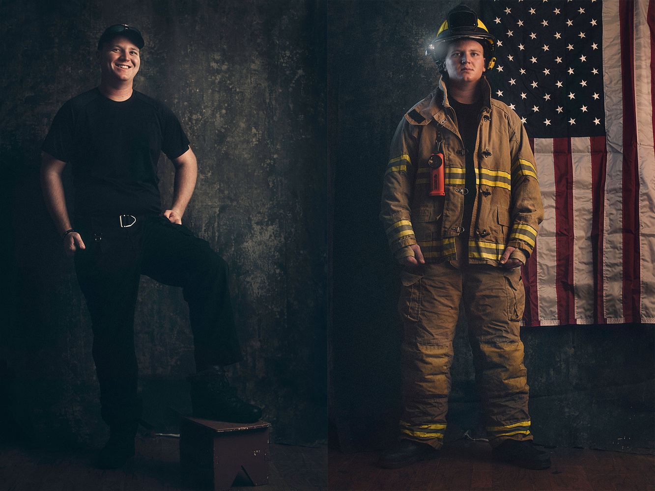 Not All Heroes Wear Capes  by Eli Dreyfuss