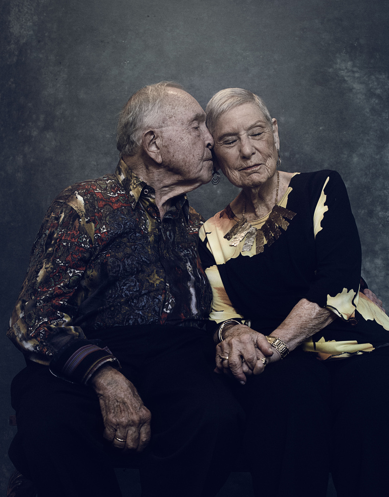 90 Year Old Love by Eli Dreyfuss