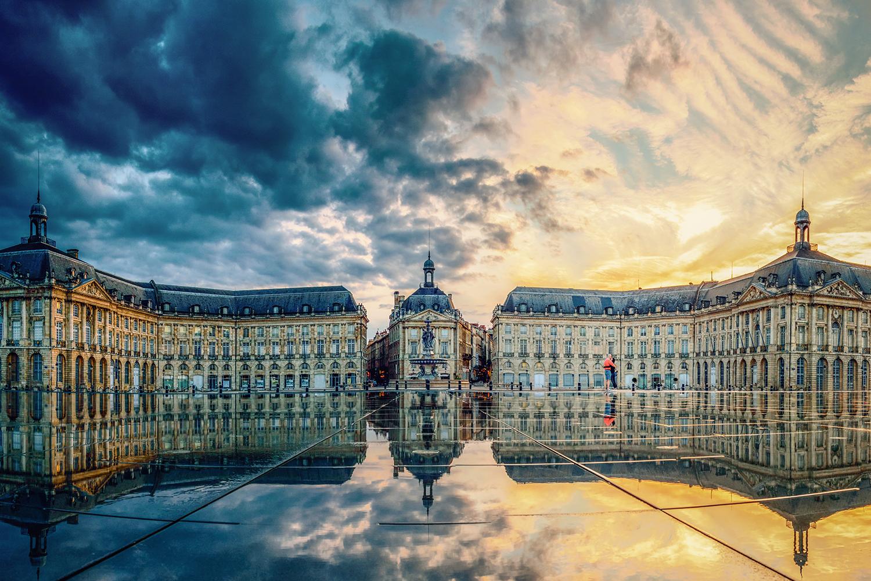 Bordeaux by Marvin Wollmann