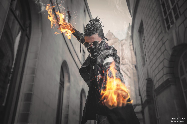 Firebending by James Lynd