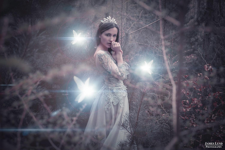 Fairy Fountain by James Lynd