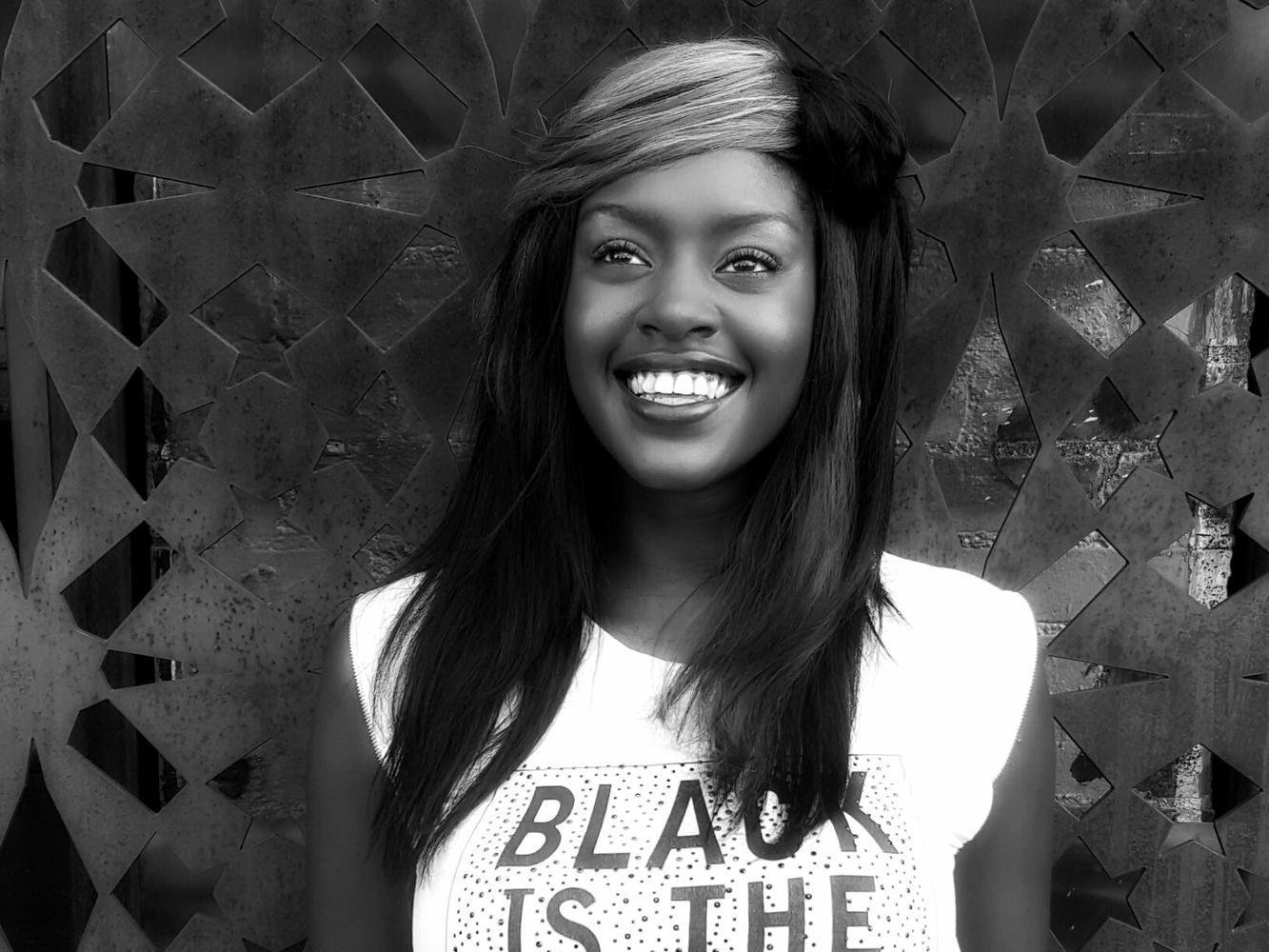 The New Black by chanda hopkins