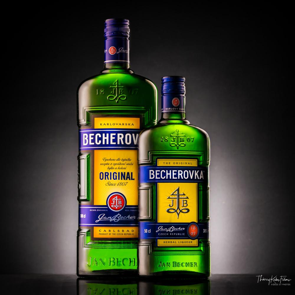 Becherovka by Thierry KUBA