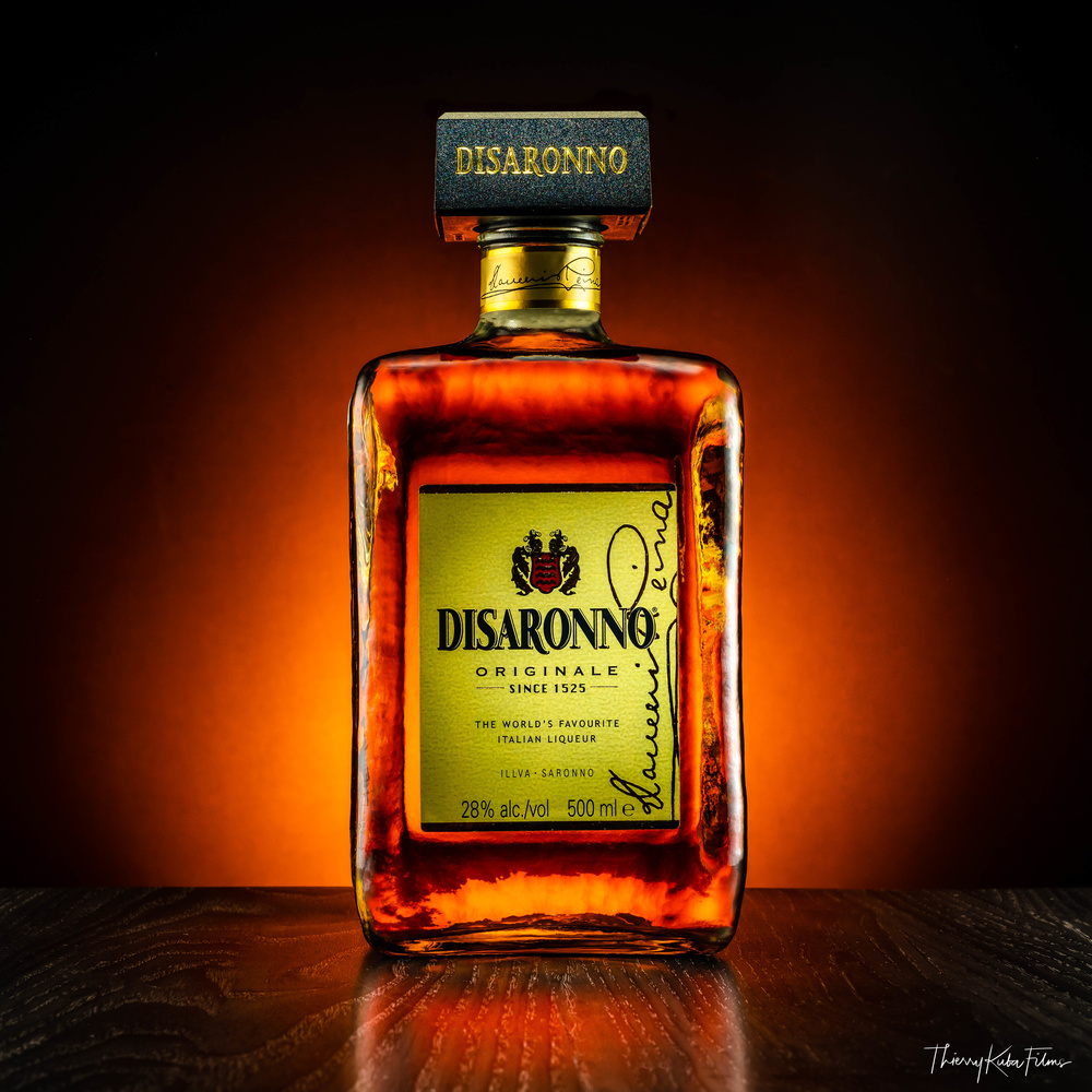 Disaronno by Thierry KUBA