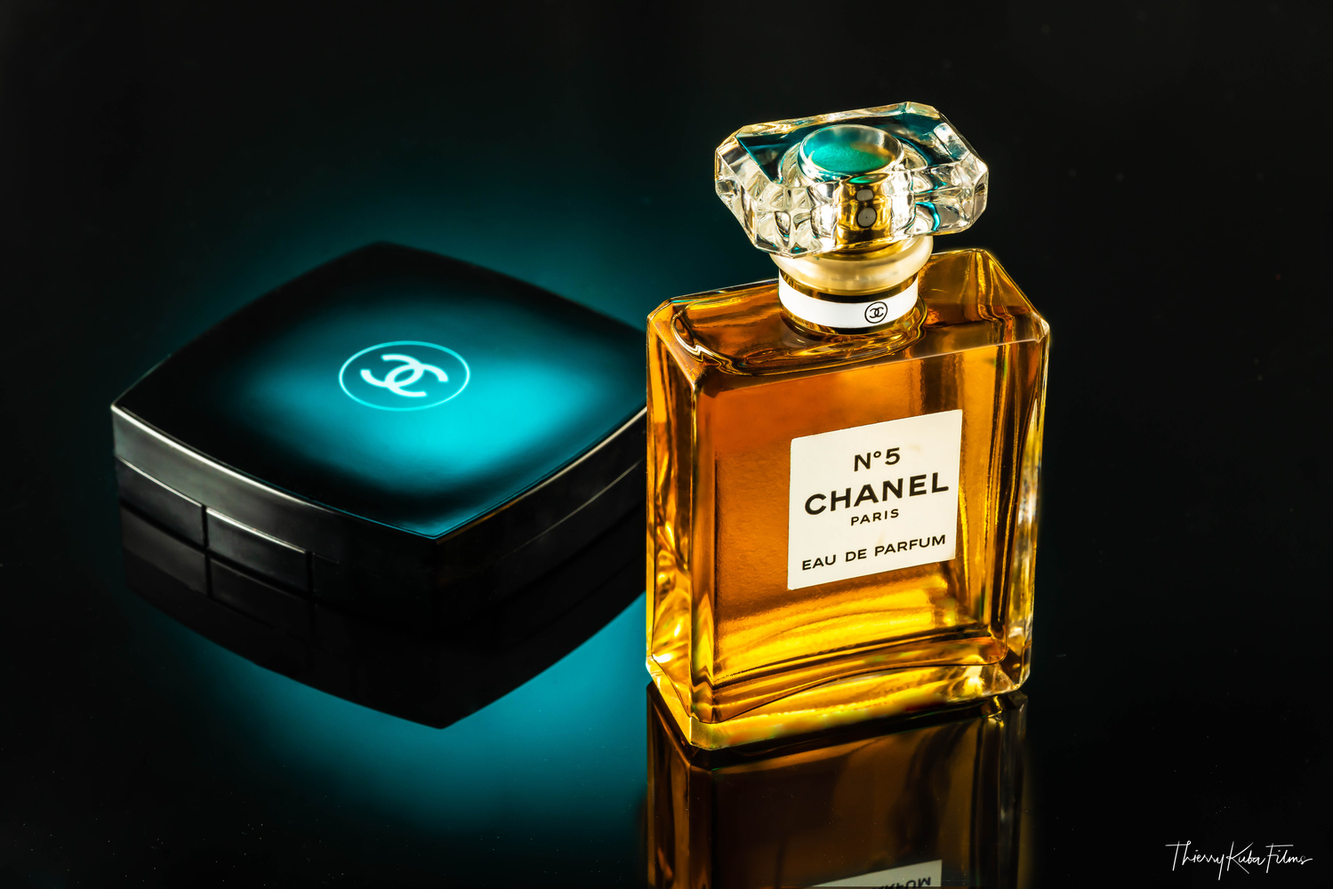Chanel No5 concept by Thierry KUBA