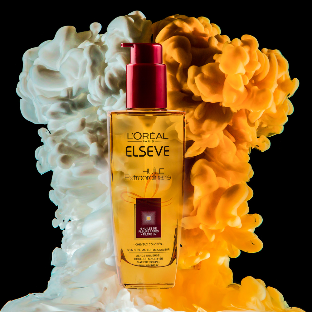 L'Oréal Elseve by Thierry KUBA