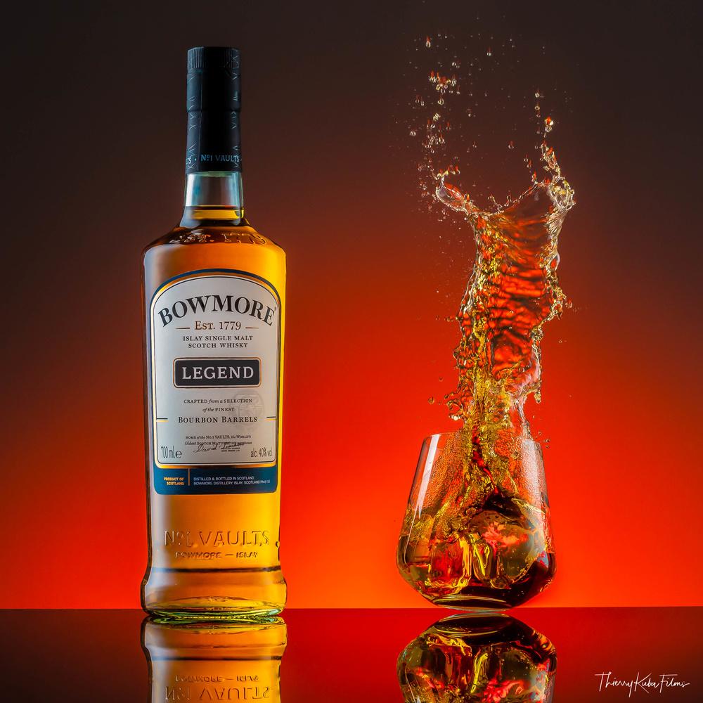 Bourbon splash by Thierry KUBA