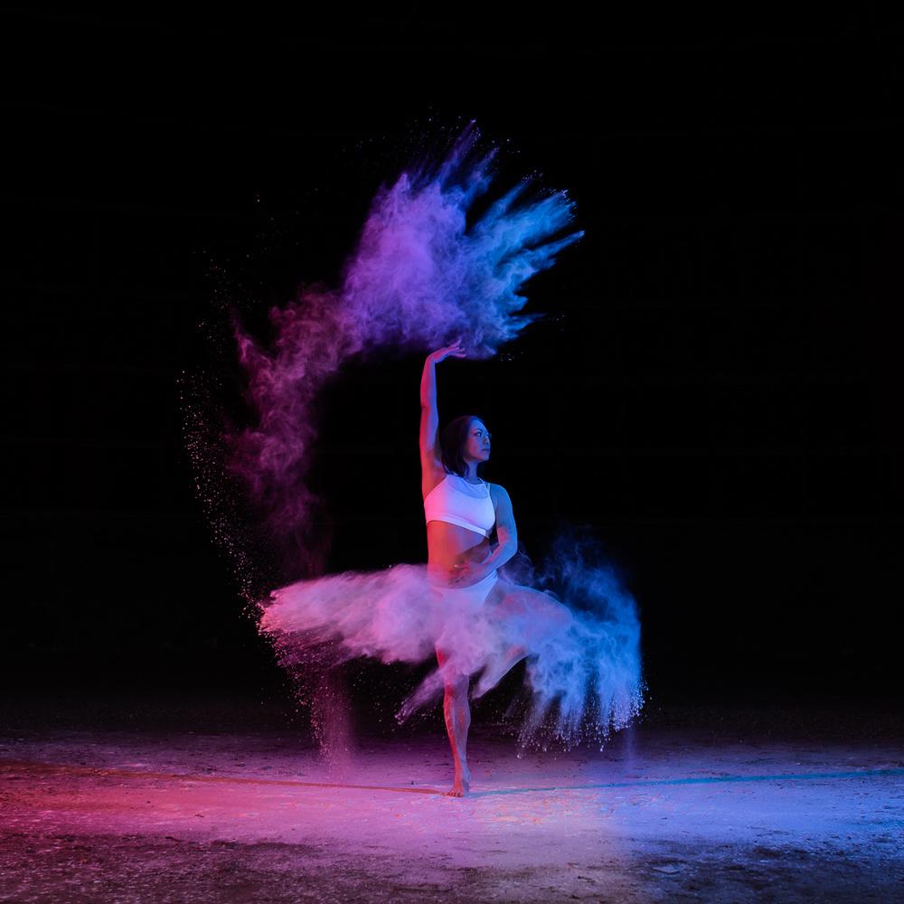 Belly Dancer to Ballarina by John Robb