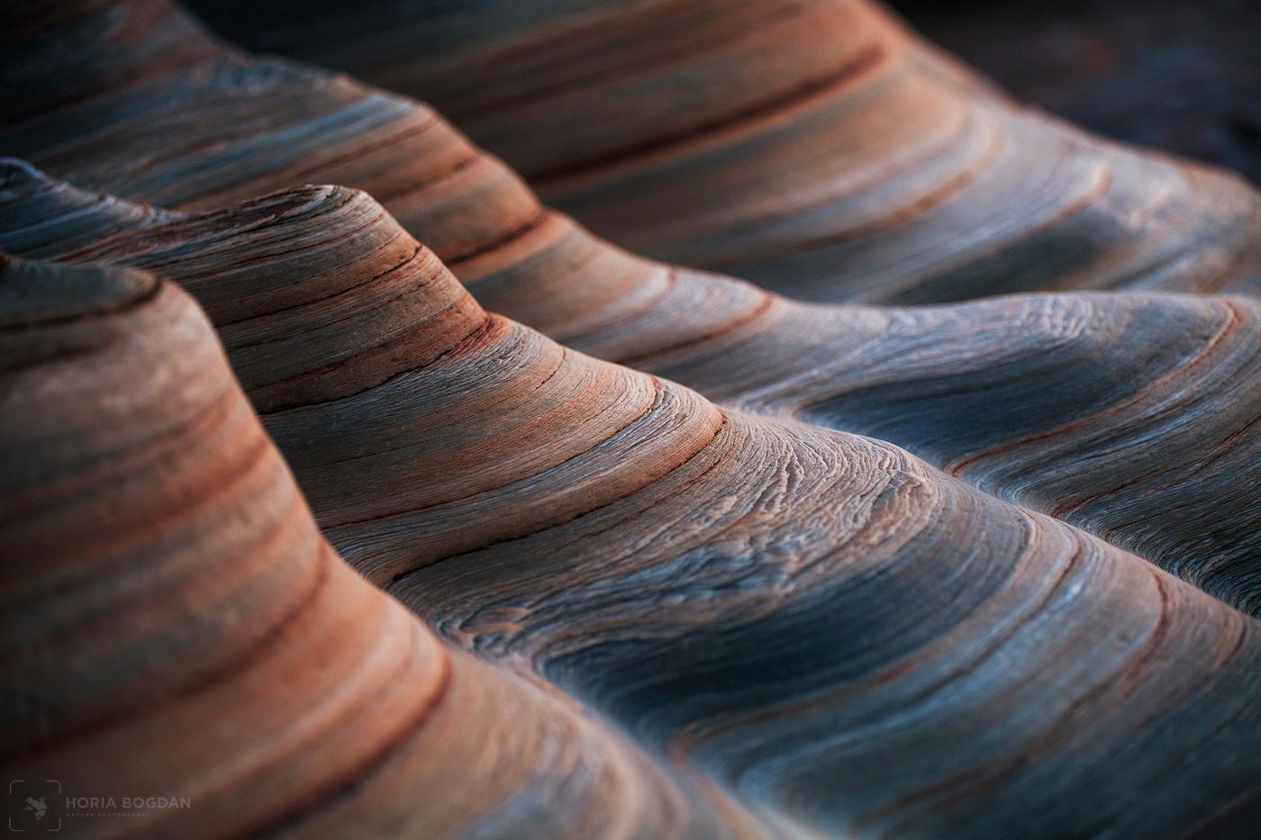Liquid rocks by Horia Bogdan